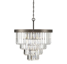 Savoy House 1-9800-6-28 - Tierney 6 Light Chandelier