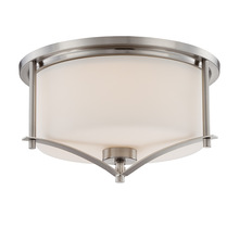 Savoy House 6-335-15-SN - Colton Flush Mount