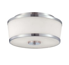 Savoy House 6-4384-13-SN - Hagen Flush Mount