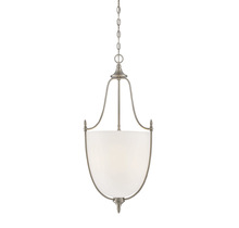 Savoy House 7-1003-3-SN - Herndon 3 Light Pendant