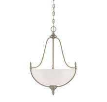 Savoy House 7-1004-3-SN - Herndon 3 Light Pendant