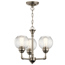 Kichler 43992AP - Chandelier/Semi Flush 3Lt