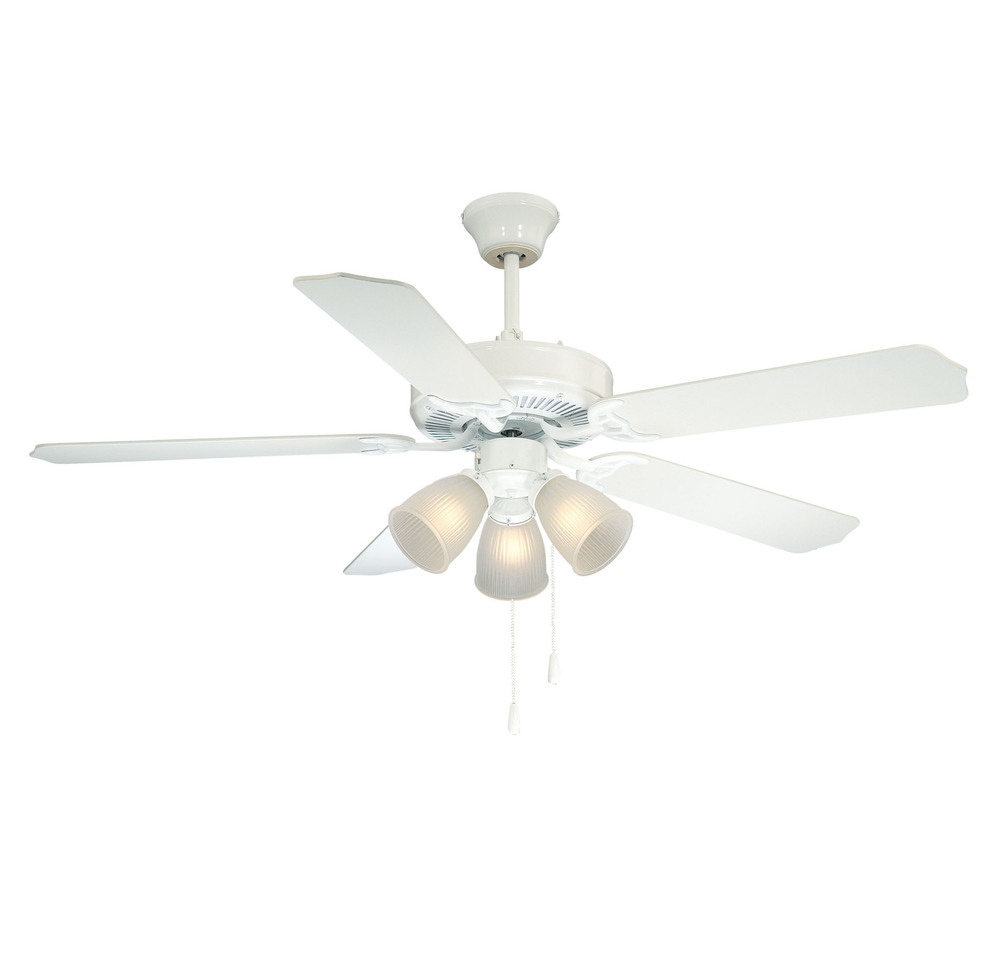Notoco Industries, LLC in Baton Rouge, Louisiana, United States, Savoy House 52-EUP-5RV-WH, First Value Ceiling Fan, First Value