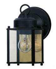 Savoy House 07047-BLK - Exterior Collections Wall Mount Lantern