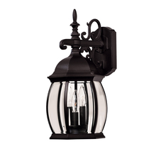 Savoy House 07071-BLK - Exterior Collections Wall Mount Lantern