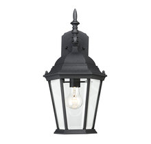 Savoy House 07077-BLK - Exterior Collections Wall Mount Lantern