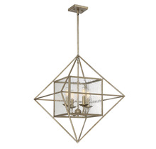 Savoy House 1-489-4-211 - Captiva 4 Light Pendant