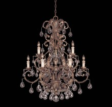Savoy House 1-5307-9-8 - Chastain 9 Light Chandelier