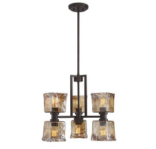 Savoy House 1-9230-6-13 - Tallin 6 Light Chandelier