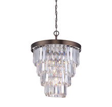 Savoy House 1-9805-4-28 - Tierney 4 Light Chandelier