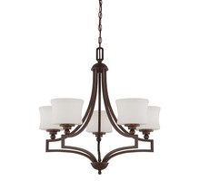 Savoy House 1P-7210-5-13 - Terrell 5 Light Chandelier