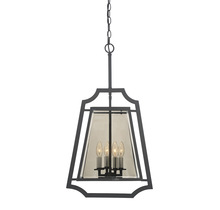Savoy House 3-908-4-105 - Ives 4 Light Foyer Pendant
