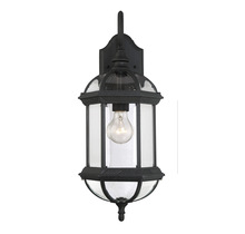 Savoy House 5-0630-BK - Kensington Wall Mount Lantern