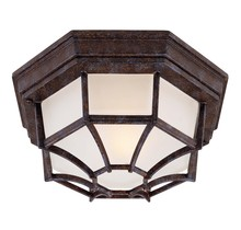 Savoy House 5-2067-72 - Exterior Collections Flush Mount