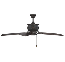 Savoy House 52-004-5CN-13 - Capri Outdoor Ceiling Fan