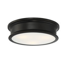 Savoy House 6-133-16-44 - Watkins Bronze Flush Mount