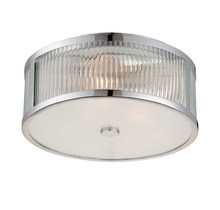 "Savoy House 6-6800-15-11 - Lombard 15"" Flush Mount"