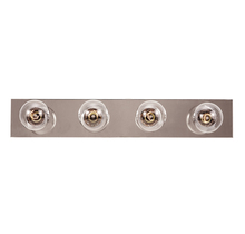 Savoy House 87117-CH - 4 Light Bath Bar