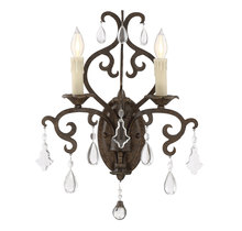 Savoy House 9-1409-2-56 - Florence 2 Light Sconce