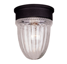 Savoy House KP-5-4901C-31 - Exterior Collections Jelly Jar Flush Mount