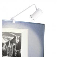 WAC US DL-701-WT - One Light White Picture Display Light