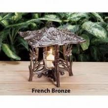 Whitehall 30062 - CHICKADEE TWILIGHT LANTERN OIL RUBBED BRONZE