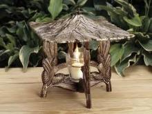 Whitehall 30340 - PINECONE TWILIGHT LANTERN FRENCH BRONZE