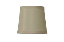 Craftmade SH43-5 - Design & Combine Clip Shade in Flax