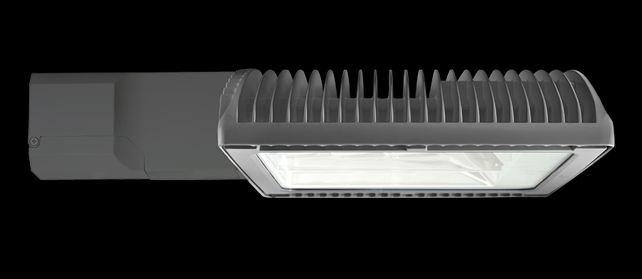 ROADWAY TYPE II 78W WITH ROADWAY ADAPTOR COOL LED BRONZE
