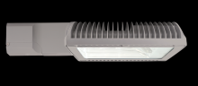RAB Lighting RWLED4T105YRG - ROADWAY TYPE IV 105W W/ ROADWAY ADAPTOR WARM LED ROADWAY GRAY