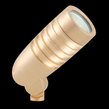 RAB Lighting LFLED5BR - LFLOOD 5W BRASS COOL