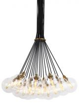 Tech Lighting 700GMBMP19CR-LED922 - Gambit 19-Lite Chandelier