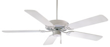 "Minka-Aire F546-WH - CONTRACTOR - 42"" CEILING FAN"