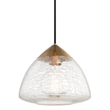 Mitzi by Hudson Valley Lighting H216701L-AGB - 1 Light Large Pendant