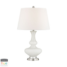 Elk Home D3157-HUE-D - Chloe Table Lamp - with Philips Hue LED Bulb/Dimmer