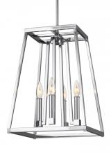 Generation Lighting - Feiss F3149/4CH - 4 - Light Pendant