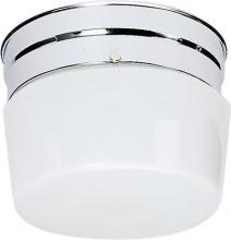 Nuvo SF77/342 - 1 Light Small Flush Drum
