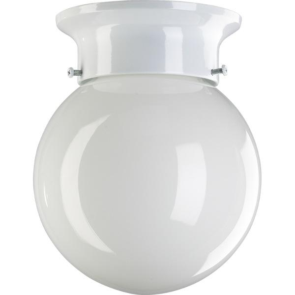 "Notoco Industries, LLC in Baton Rouge, Louisiana, United States, Quorum 3308-6-6, 1LT 6"" WHITE BALL FXTR-WH,"