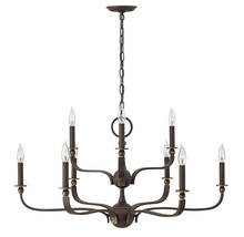 Hinkley 3599OZ - Chandelier Rutherford