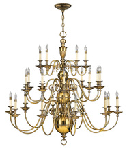 Hinkley 4419BB - Chandelier Cambridge