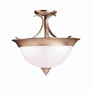 Notoco Industries, LLC in Baton Rouge, Louisiana, United States, Kichler 3623NI, Semi Flush 3Lt, Dover