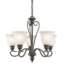 Kichler 42906OZL18 - Chandelier 5Lt LED