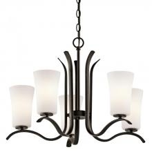 Kichler 43074OZL18 - Chandelier 5Lt LED
