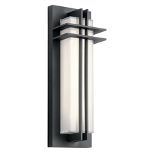 Kichler 49297BKTLED - Outdoor Wall LED