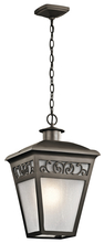 Kichler 49615OZ - Outdoor Pendant 1Lt