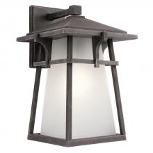 Kichler 49722WZCL18 - Outdoor Wall 1Lt LED